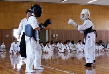 2014年昇級昇段審査|拳正会空手道連盟