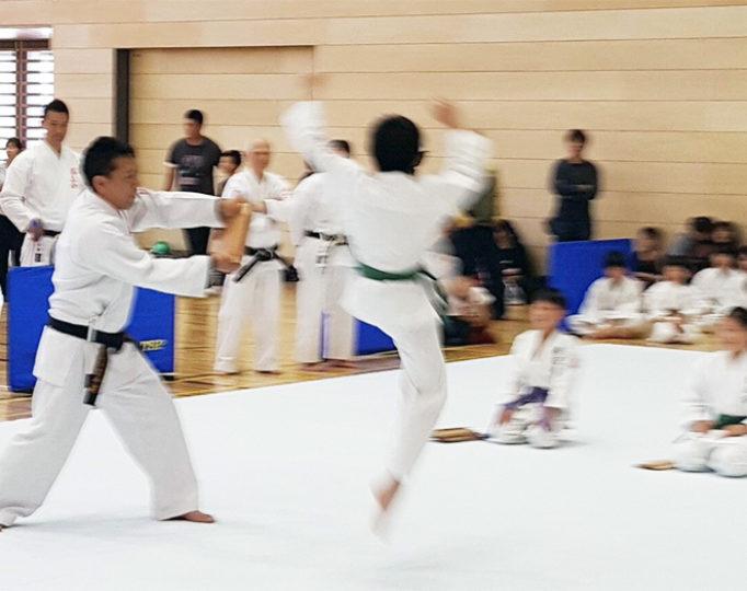 門真市立総合体育館オープニングイベント争奪戦