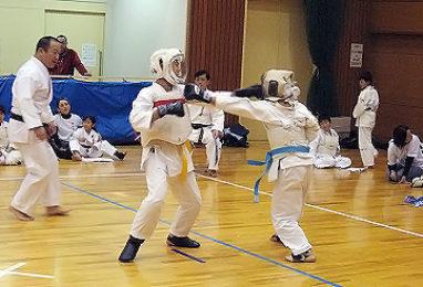 第2回拳正会東海空手道選手権大会(2012年)