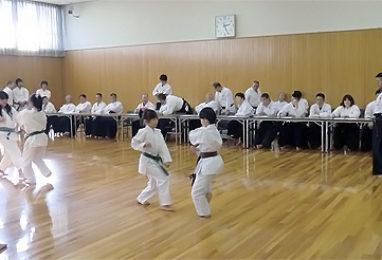 2010年昇級昇段審査|拳正会空手道連盟