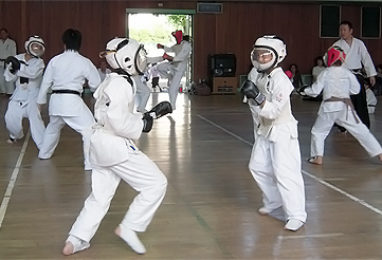 2009年昇級昇段審査|拳正会空手道連盟