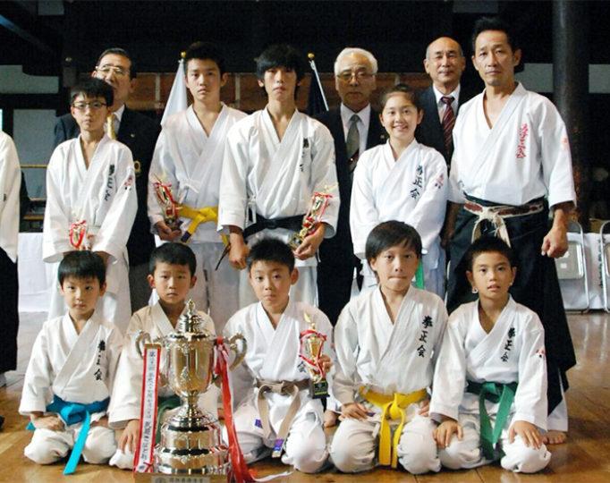 第22回全国青少年武徳祭