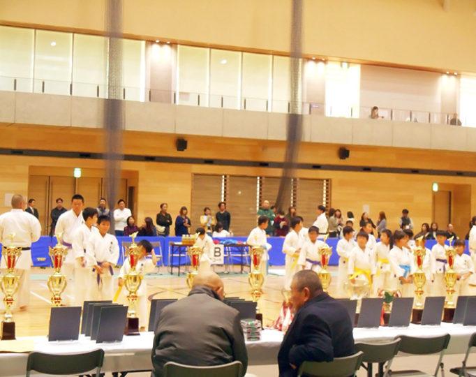 第38回門真市スポーツ少年大会空手道の部、第38回門真市空手道連盟会長杯