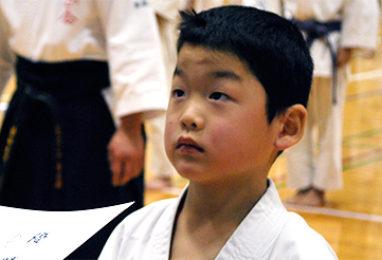 第40回 拳正会 全国空手道選手権大会(2014年)