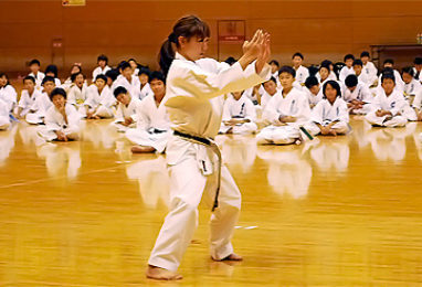 第37回 拳正会 全国空手道選手権大会(2011年)