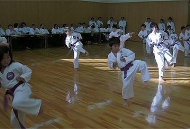 2008年昇級昇段審査 拳正会空手道連盟