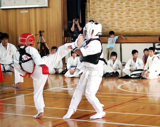 第6回天心会空手道選手権大会