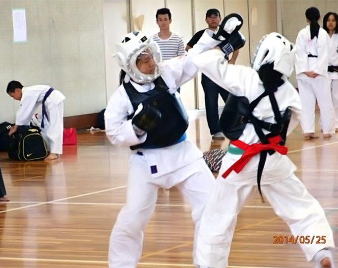 平成26年度門真市体育協会 総合競技大会(空手道の部)