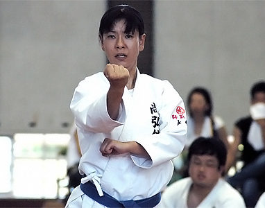 第34回 拳正会 全国空手道選手権大会(2008年)
