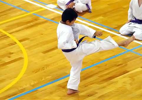 第9回天心会空手道選手権大会