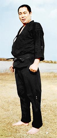 拳正会空手道創始者 田中天心先生の紹介