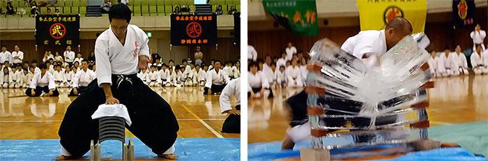 試割|第36回 拳正会 全国空手道選手権大会(2010年)