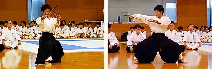 釵(サイ):演武|第37回 拳正会 全国空手道選手権大会(2011年)