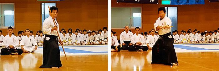六尺棒(ろくしゃくぼう)演武|第37回 拳正会 全国空手道選手権大会(2011年)