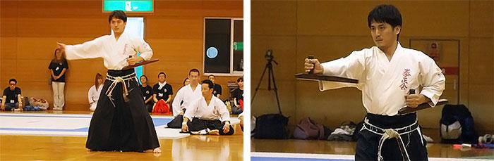 トンファー:演武|第37回 拳正会 全国空手道選手権大会(2011年)