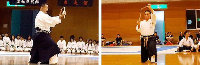 ヌンチャク:演武|第37回 拳正会 全国空手道選手権大会(2011年)