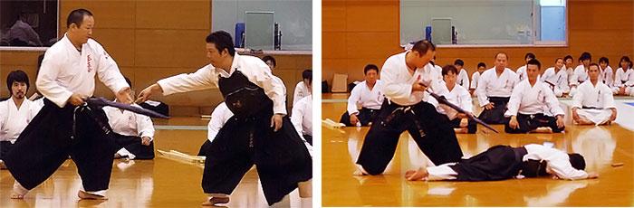 ステッキ術 :演武|第37回 拳正会 全国空手道選手権大会(2011年)
