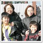 寒稽古2007年 拳正会空手道連盟