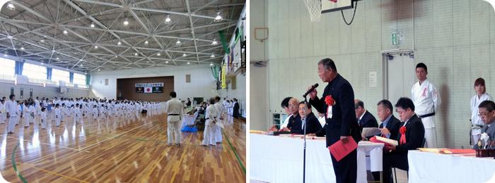 第33回 門真市空手道連盟会長杯争奪戦(2012年)