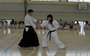2009年昇級昇段審査 拳正会空手道連盟