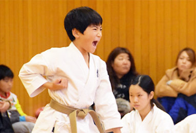 2015年昇級昇段審査|拳正会空手道連盟
