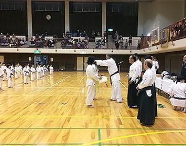 第7回拳正会東海空手道選手権大会(2016年)