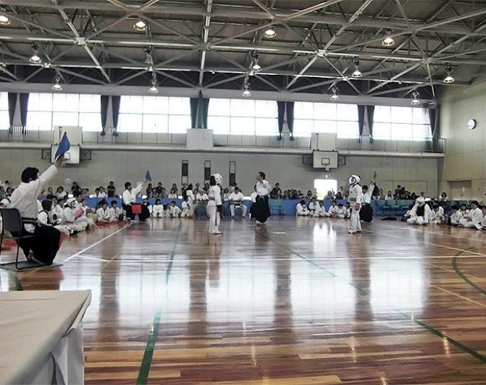 第50回門真市民総合体育大会(空手道の部)
