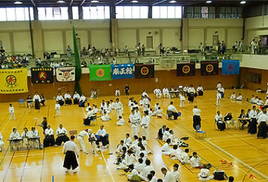 第35回 拳正会 全国空手道選手権大会(2009年)