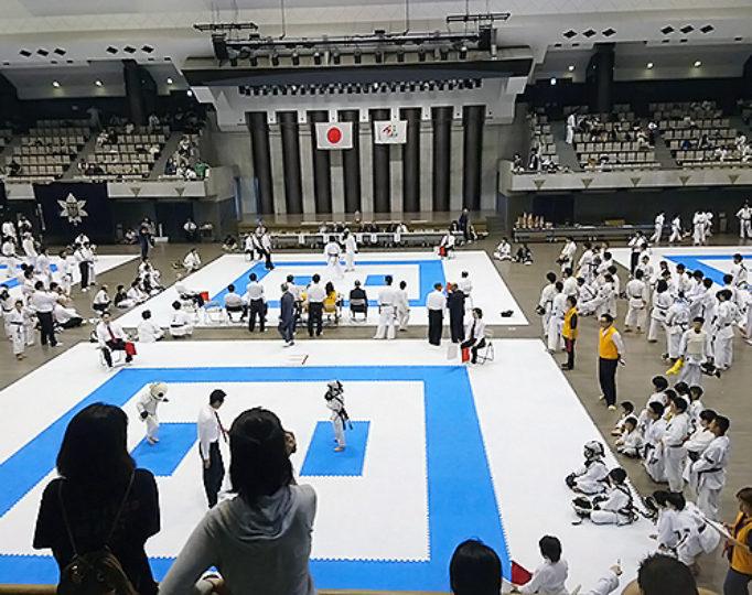 第54回全国防具付空手道選手権大会