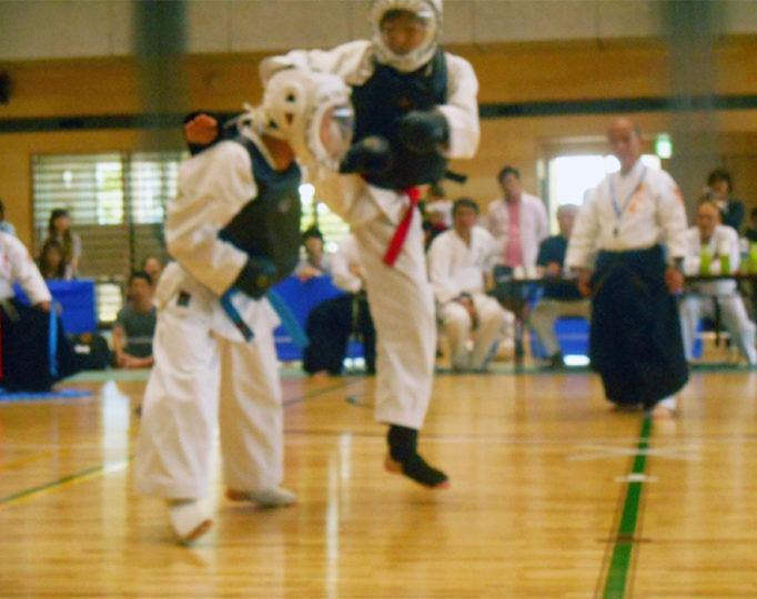 第4回門真市スポーツ・レクリエーション大会(空手道競技の部)