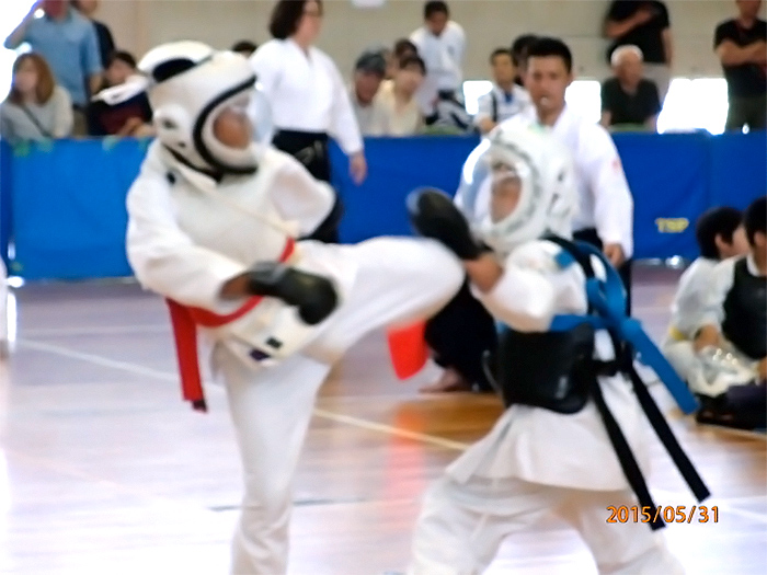 第2回門真市スポーツ・レクリエーション大会(空手道競技の部)