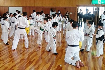 2016年大阪・愛知・静岡の合同練習|拳正会空手道連盟