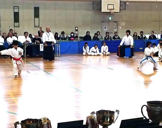 第37回門真市スポーツ少年大会空手道の部、第37回門真市空手道連盟会長杯