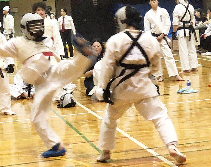 第3回西日本防具付空手道選手権大会