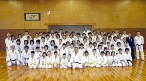 2007年大阪・愛知・静岡の合同練習|拳正会空手道連盟