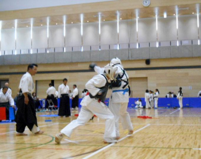 令和元年度門真市民総合体育大会 空手道競技の部